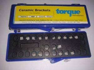 Torque Ceramic Brackets