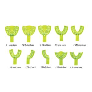 Healix Impression Trays